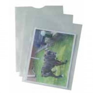 Q-Connect Card Holder A5 Pack of 100 KF01948