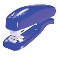 Q-Connect Plastic Stapler Half Strip Blue