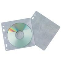 Q-Connect CD Envelope Polypropylene Pack of 40
