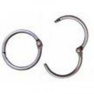 Q-Connect Binding Ring 19mm Pack of 100 KF02216