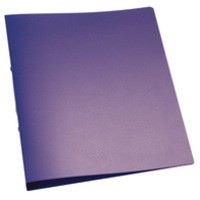 Q-Connect 2-Ring Binder A4 Frosted Purple
