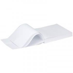 Q-Connect Listing Paper 279 x 241mm 2-Part NCR White/Pink Plain Pk 1000 KF02708