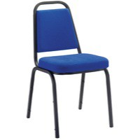 Arista Banqueting Chair Blue