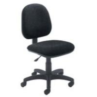 Arista Concept Medium Back Permanent Contact Operators Chair Charcoal