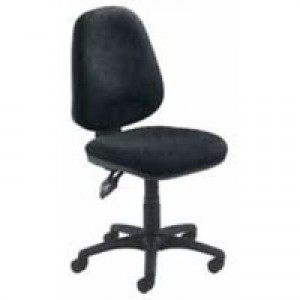 Arista Concept High Back Permanent Contact Operator Chair Charcoal KF03457