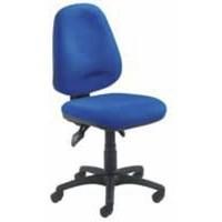 Arista Concept High Back Tilt Operators Chair Blue