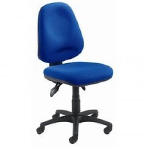 Arista Concept High Back Maxi Tilt Operator Chair Blue KF03464