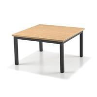 Jemini Reception Table Light Oak