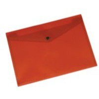 Q-Connect Document Folder Polypropylene A4 Red