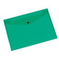 Q-Connect Document Folder Polypropylene A4 Green