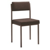 Jemini Multi-Purpose Stacking Chair Charcoal
