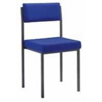 Jemini Multi-Purpose Stacking Chair Royal Blue