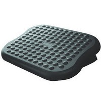 Image for Q-Connect Black Foot Rest