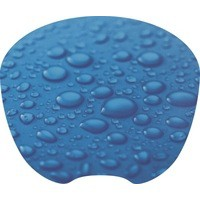 Q-Connect Thin Mouse Pad Raindrops