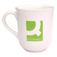 Q-Connect Qualitea Mug Pack of 6