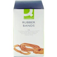 Image for Q-Connect Rubber Bands 500g Assorted