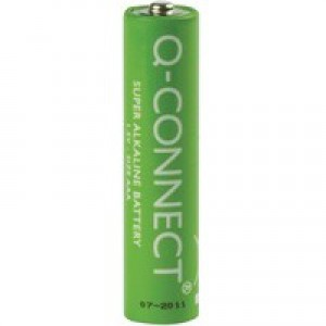 Q-Connect Battery AAA Economy Pack of 20