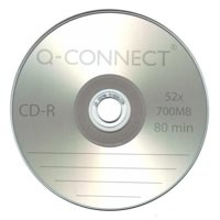 Q-Connect DVD-R Cakebox Pack of 50