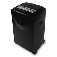 Q-Connect Q15CC Cross-Cut Shredder. Security Level 3 Bin capacity 26 Litres.