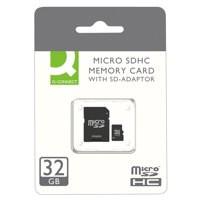 Qconnect 32Gb Micro Sd Card Kf16013 Pk1