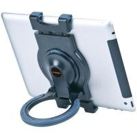 Q-Connect Black Universal Tablet Stand for 7in/10in Tablets/iPad/iPad Mini