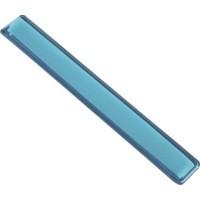 Q-Connect Clear Gel Wrist Rest Blue