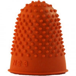 Q-Connect Thimblette No.3 Orange