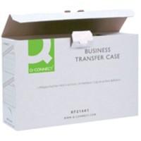 Q-Connect Business Transfer Case 98x367x235mm (Pk 10)