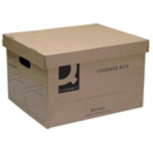 Q-Connect Storage Box 335x400x250mm