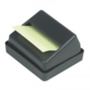Q-Connect Executive Z-Note Dispenser Black