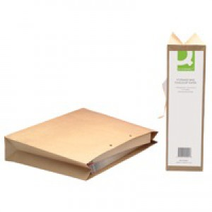 Q-Connect Storage Bag Foolscap 100x255x350mm