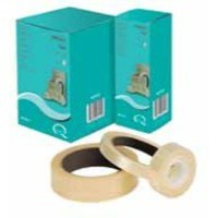 Q-Connect Easy Tear Polypropylene Tape 19mmx33m (Pk 8)