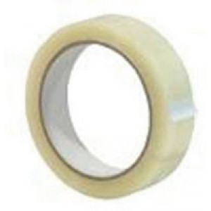 Q-Connect Easy Tear Polypropylene Tape 19mm x66 Metres
