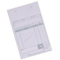 Q-Connect Counter Sales Receipt 2-Part Pack of 100