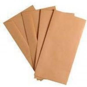 Q-Connect Envelope DL 70gsm Manilla Gummed Pack of 1000 KF3413