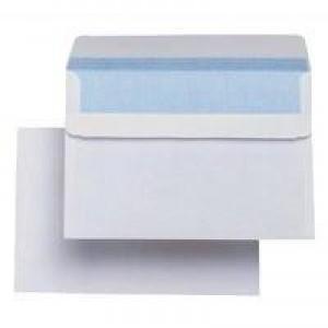 Q-Connect Envelope C6 90gsm White Self-Seal Pk 1000 KF3472