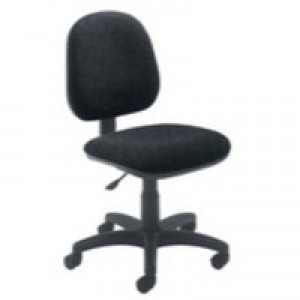 Jemini Medium Back Operator Chair Charcoal KF50169