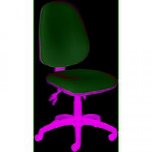 Jemini High Back Tilt Operator Chair Claret KF50176