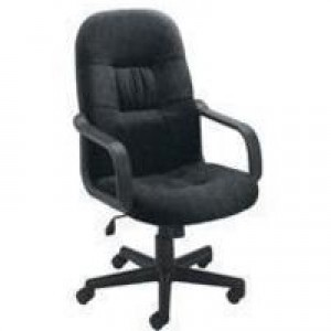 Jemini High Back Manager Chair Charcoal KF50178