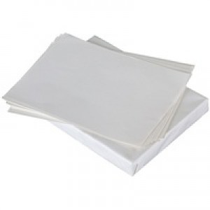 Q-Connect Bank Paper A4 50gsm White (Pack of 500 sheets) KF51015