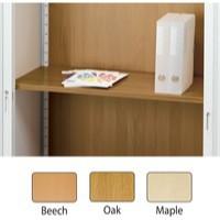 Image for Arista Adjustable Wooden Shelf Beech