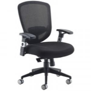 Arista Mesh High Back Task Chair Black KF72246