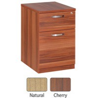 Avior 2-Drawer Mobile Pedestal Ash