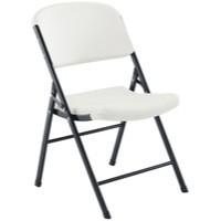 Jemini Folding Chair White