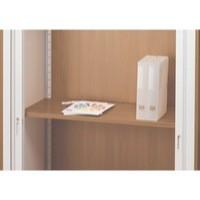 Arista Adjustable Wooden Shelf Oak