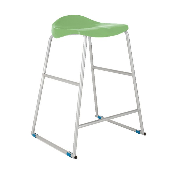 Titan Stool 445mm Green T90