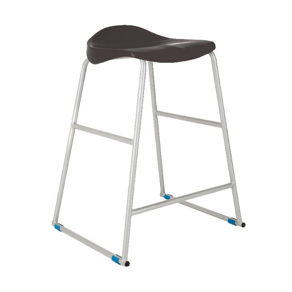 Titan Stool 685mm Charcoal T93