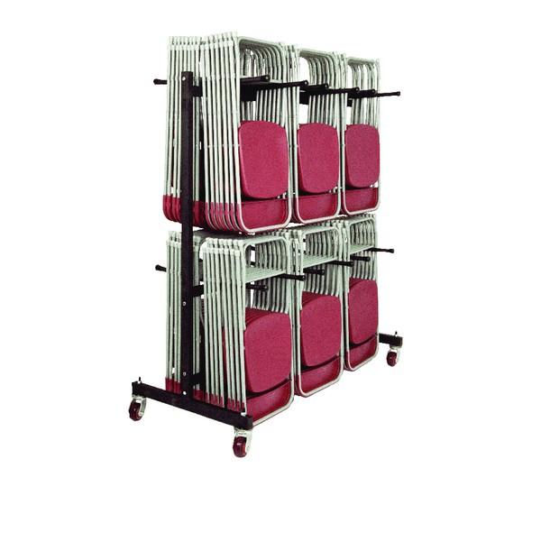 Jemini Folding Chair Trolley Capacity 140 TC140T