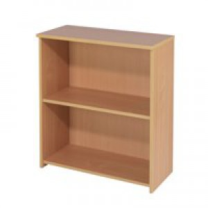 Jemini 800mm Small Bookcase Beech KF73510