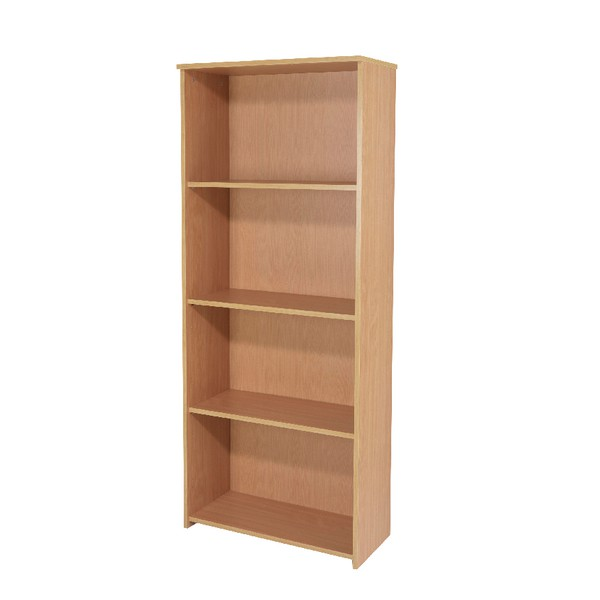 Jemini 1750mm Large Bookcase Bavarian Beech